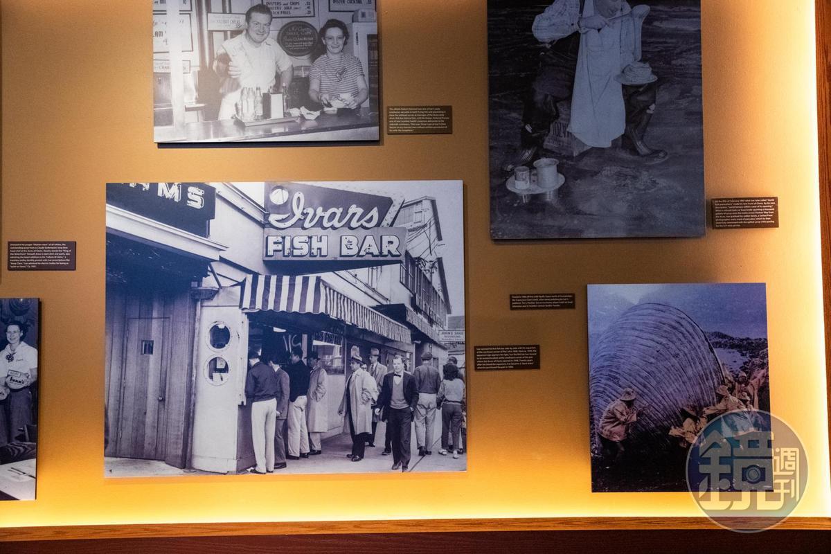 餐廳剛開業時的模樣。