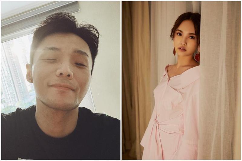 楊丞琳和李榮浩日前才宣布求婚成功,今傳出工作上也將「婦唱夫隨」。(翻攝李榮浩、楊丞琳臉書)
