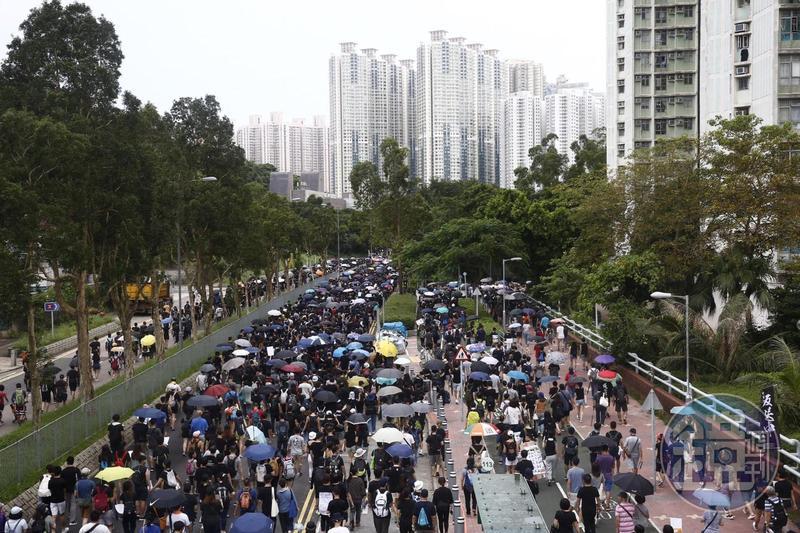 香港示威行動這幾週的演變讓香港局勢愈來愈令人擔憂。