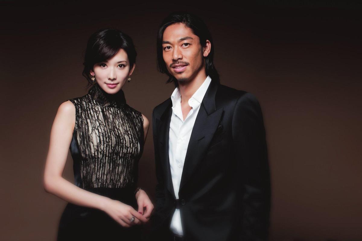 林志玲與日本男星AKIRA婚後力拚懷孕,望創造雙喜臨門。(翻攝自AKIRA臉書)