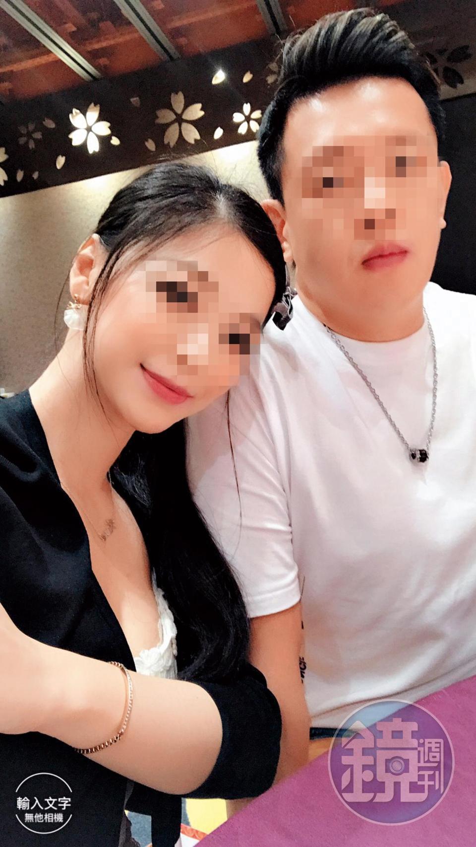 李小姐和老公呂男交往七年,結婚至今已經五年多,育有兩個兒子。(讀者提供)