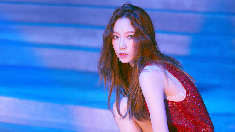 MV導演VISHOP稱讚太妍不僅唱跳俱佳,在鏡頭更展現了豐富多變的表情。(翻攝自少女時代官網)