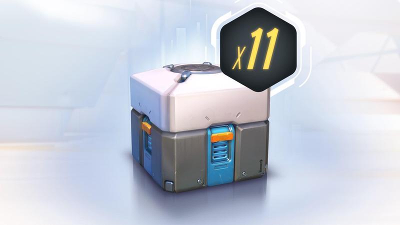 三大平台將規範購買戰利品箱的機率揭露。(翻攝自微軟商城)