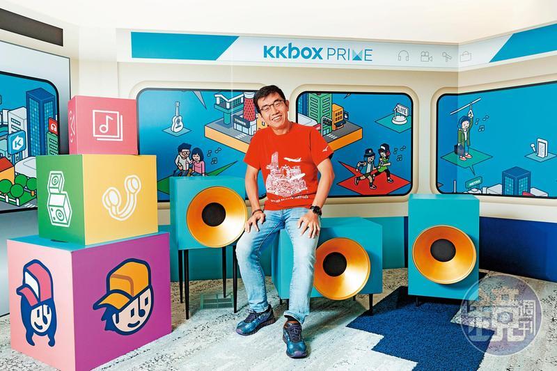 具工程師背景的李明哲是KKBOX創始員工,如今已做到總裁,他指出要從趨勢演變,思考如何設計產品。