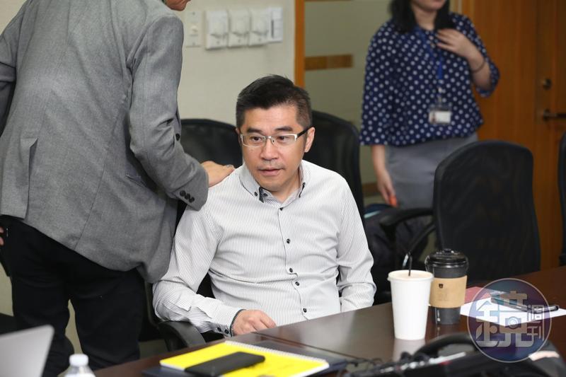 盧俊賢從洗碗工拚成上櫃公司老闆,未料公司近年營運不佳,為重新擦亮招牌,他心中已擬定發展計畫。