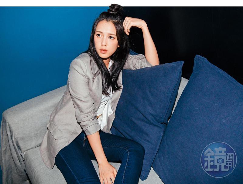 劉奕兒的爸爸告訴她,她的命格較「乾淨」,因此容易吸引阿飄請她幫忙。
