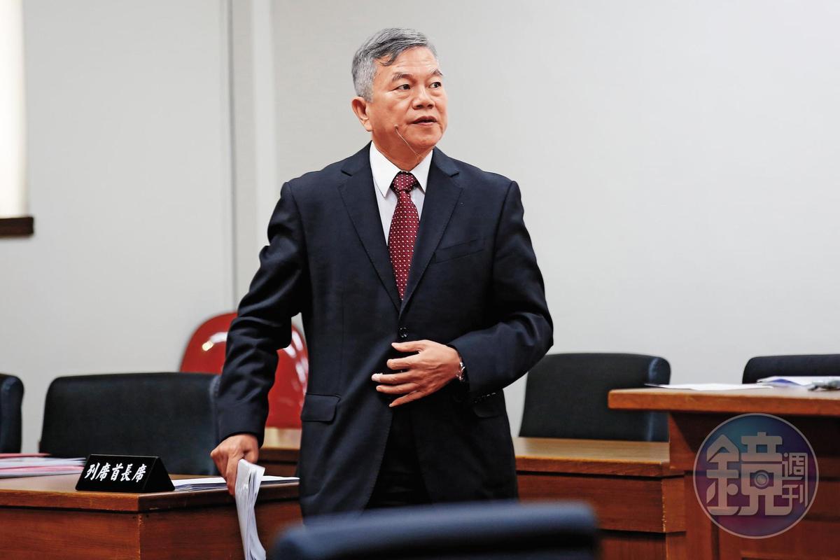 現任經濟部長沈榮津(圖)是沈文強的叔叔。
