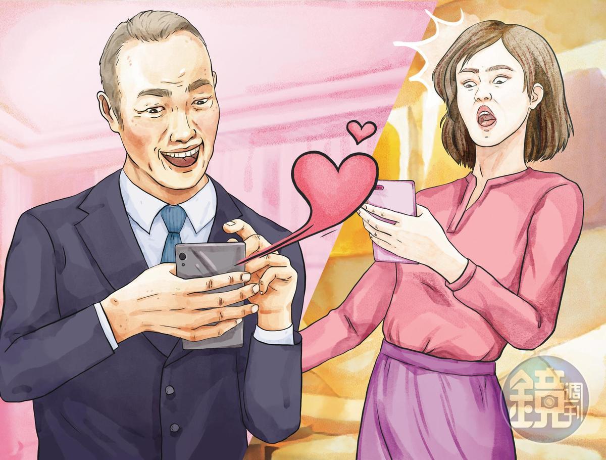 沈文強在駐漢堡辦事處處長任內,被控對女部屬傳騷擾簡訊、送禮追求、強邀約會。