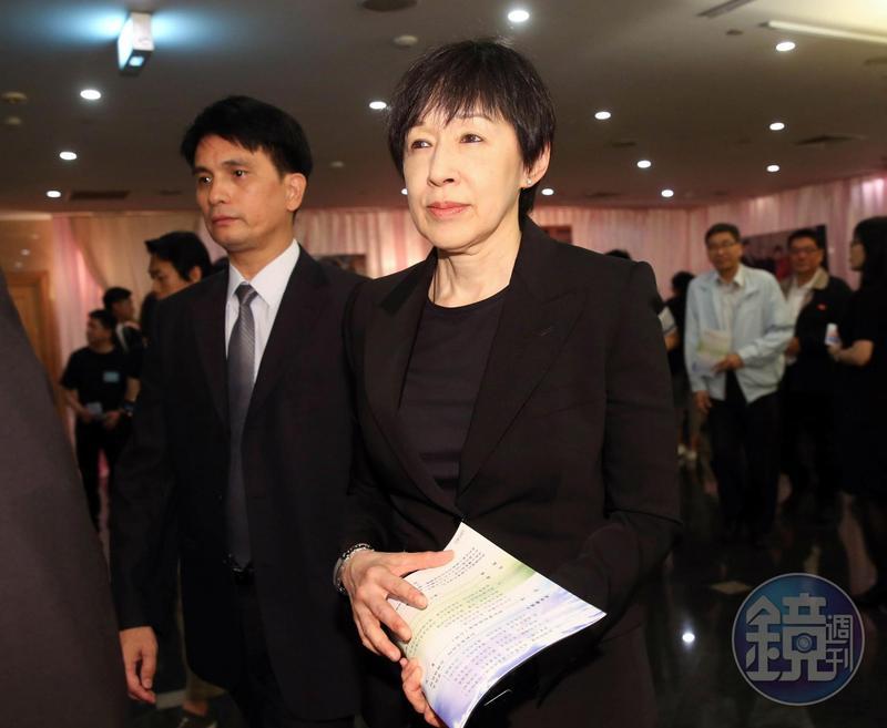 大陸工程退出台灣高鐵董事會,等同殷琪斷絕「母子關係」。