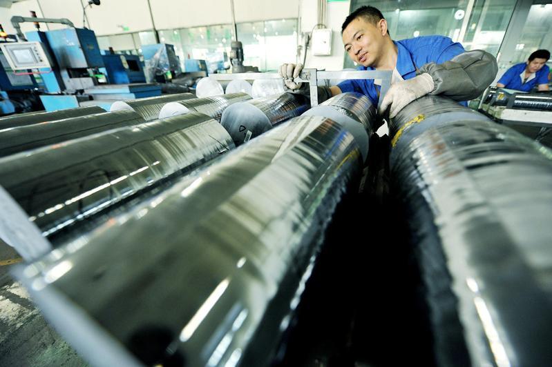 台灣生產大量的太陽能晶片,如果最上游的多晶矽材料也能夠自製,就無需再向國外進口。(東方IC)