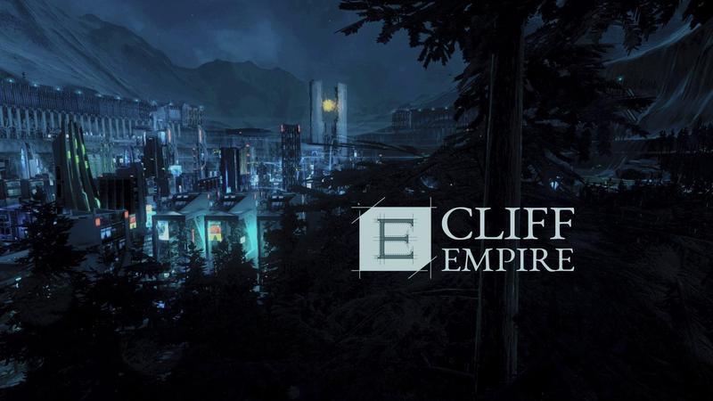 《Cliff Empire》是畫面精緻的經營模擬遊戲(圖片來源:官方)
