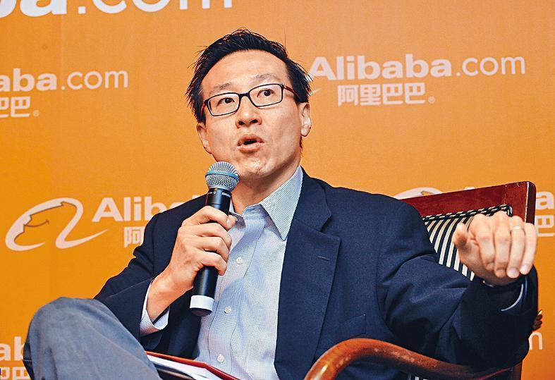 來自台灣的知名企業家蔡崇信,除了身為阿里巴巴集團執行副主席,他也將成為NBA第一位台灣老闆。(東方IC)