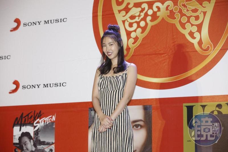 今年拿下金曲大獎的王若琳,接下來有全新翻唱專輯與演唱會。
