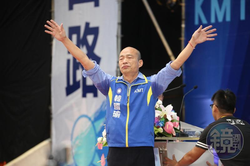 監察院爆出韓國瑜的政治先金其中有44萬3460元的品項為飲料(酒),韓國瑜競選辦公室回應,那是支持者的捐贈。