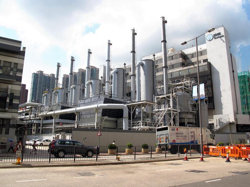 「香港中華煤氣」內需穩定,又積極布局中國市場,每年配股又配息,是小樂相當滿意的一檔股票。(翻攝自維基百科)