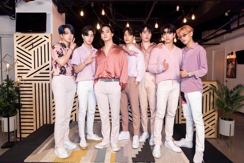 南韓人氣男團GOT7原定8月31日、9月1日連續2天在香港亞洲國際博覽館舉辦演唱會宣布延期。(翻攝自GOT7臉書)