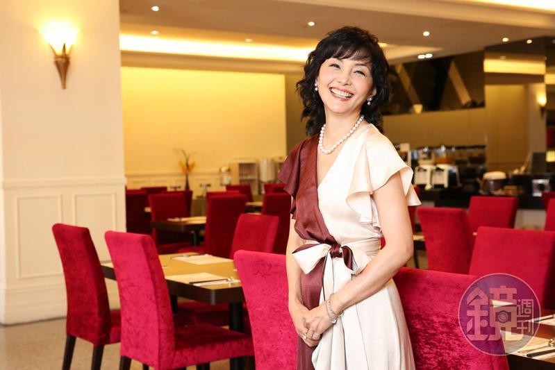 日本女星南果步前年發現乳癌,手術後身體恢復健康,看不出是生過大病的人。