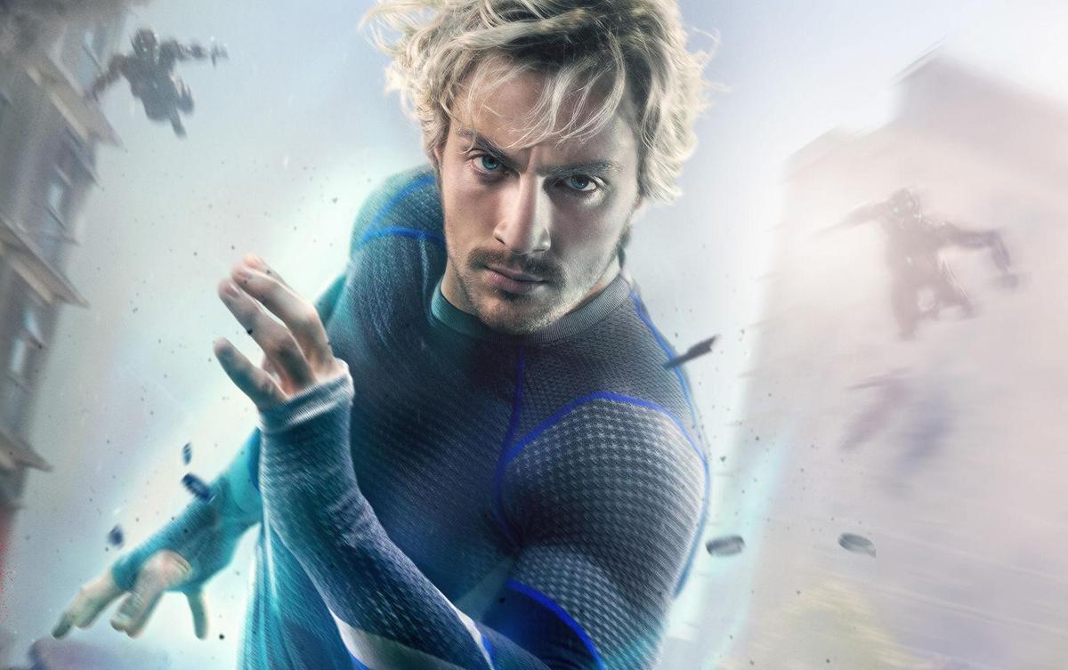 有傳亞倫泰勒強森飾演的快銀(皮特洛)一角很可能在《奇異博士2》再度出現。(翻攝自comicvine.gamespot.com)