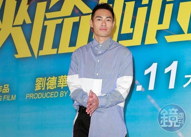 楊祐寧在拍攝《風中家族》時被導演王童爆料曾讓劇組開天窗。(本刊資料照)