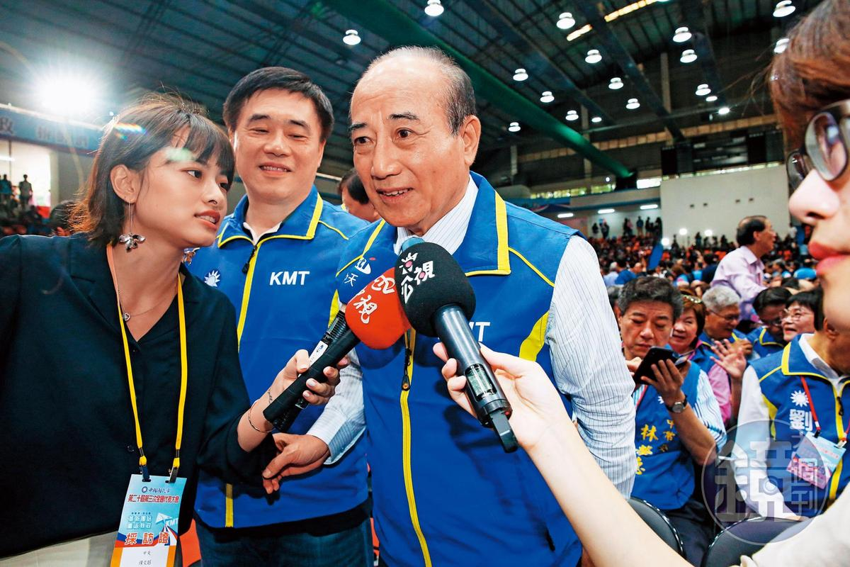 維持「參選到底」基調的王金平,雖然連署參選總統的行動仍未停止,但態度已出現轉圜。