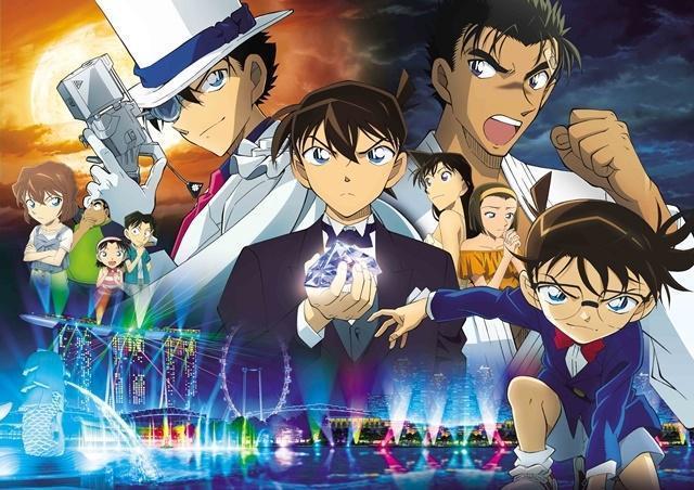 《名偵探柯南:紺青之拳》台灣票房也在 18 日破億。