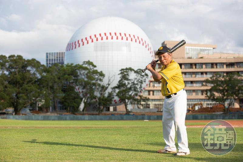 今年11月,洪騰勝將以結合表彰對棒球有貢獻者的棒球名人堂及花園大飯店,再戰台灣觀光市場。