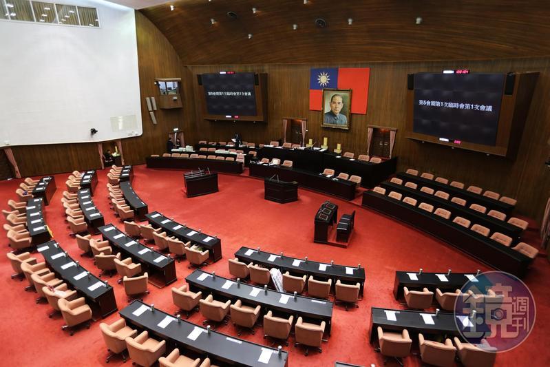明年1月舉行第10屆立委選舉,全體當選立法委員將於2月就職,圖為資料照。