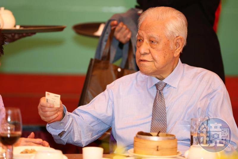 李登輝明年起還可享有4年的卸任副總統禮遇。