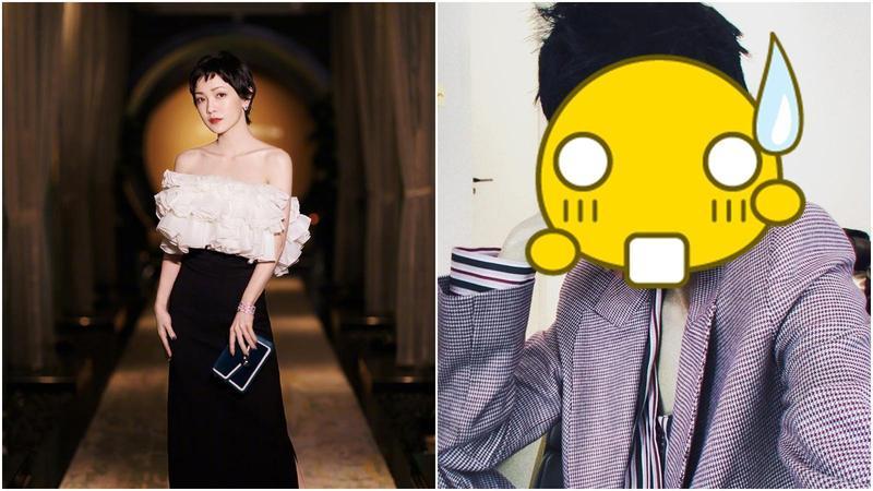郭采潔近期造型與風格和出道的清純風,差異相當大讓不少網友感嘆。(翻攝郭采潔微博、Instagram)