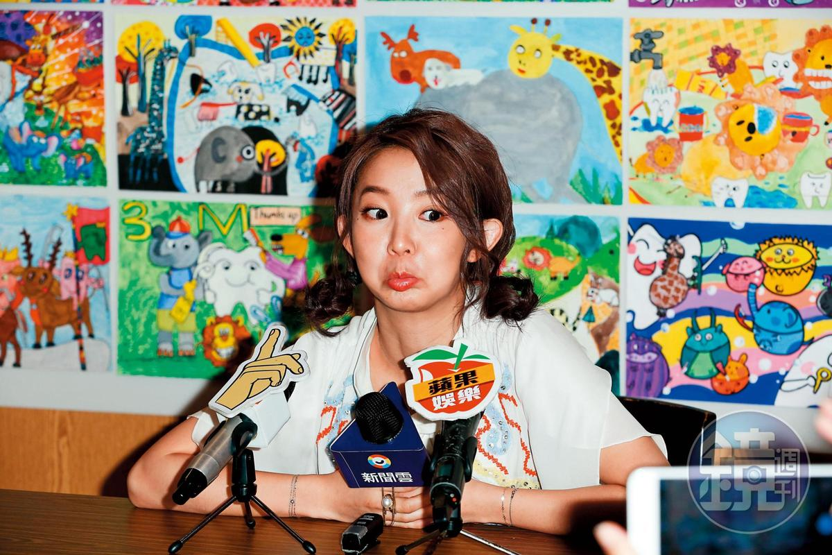 瑤瑤近年事業發展不如她所願,圈內盛傳她開始尋找下一個合作經紀的可能人選。