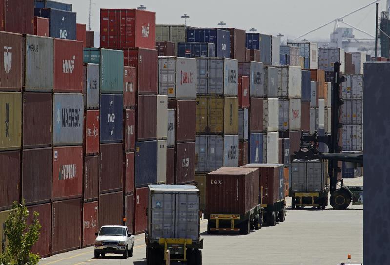 美中貿易戰正熾,兩國報復性關稅9月正式生效,改寫了貿易規則,也把關稅推高至幾十年來最高水平。(東方IC)