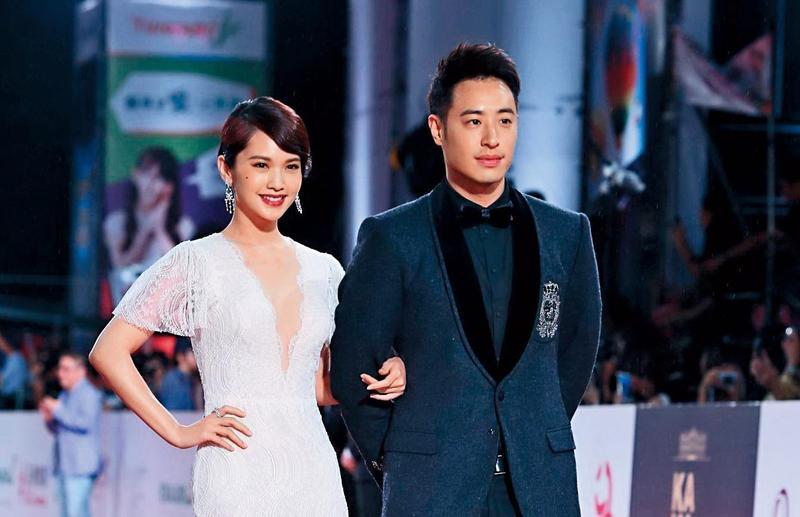 潘瑋柏(右)和楊丞琳是圈內有名的超級好友,製作人詹仁雄也相中兩人好交情,找他們主持選秀節目。(東方IC)