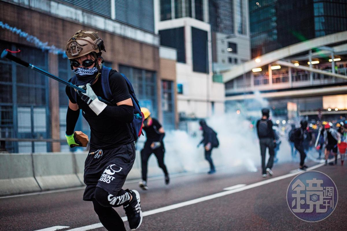 陈虹瑾:我们愿为香港而死 831逆权运动纪实