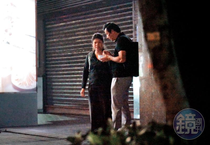 8月25日23:11,林煒聽說也被劉灼梅管得很嚴,所以消失在社交圈中,過著他們的兩人世界。
