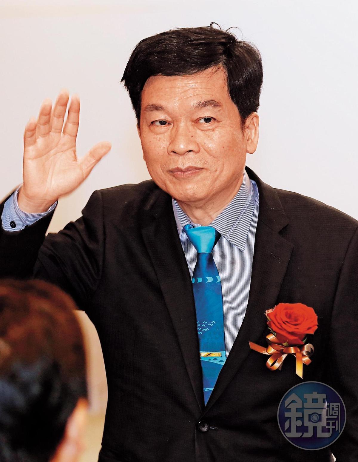 擔任都審主席都發局長黃景茂(圖),遭市府高層檢討專業擔當不足,柯更直接表達不滿。