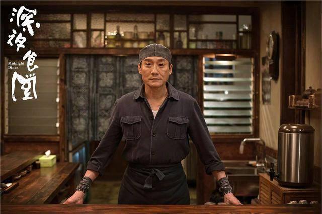 港星梁家輝首次執導兼主演的《深夜食堂》票房失利。(香港LIVE TODAY)