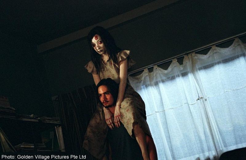《鬼影》以靈異照片為題材,推出後大受歡迎,並獲好萊塢青睞買下翻拍版權。( 翻攝自asiaone.com)