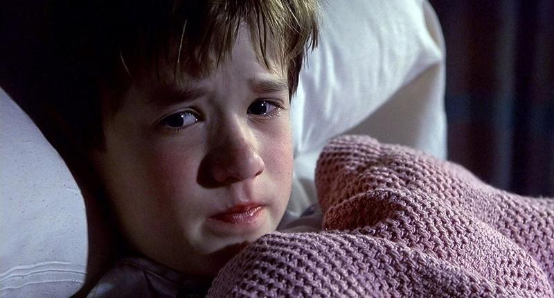 海利喬奧斯蒙置身在零度以下的片場,片中因害怕而產生的顫抖都是真實的生理反應。  (翻攝自Variety.com)