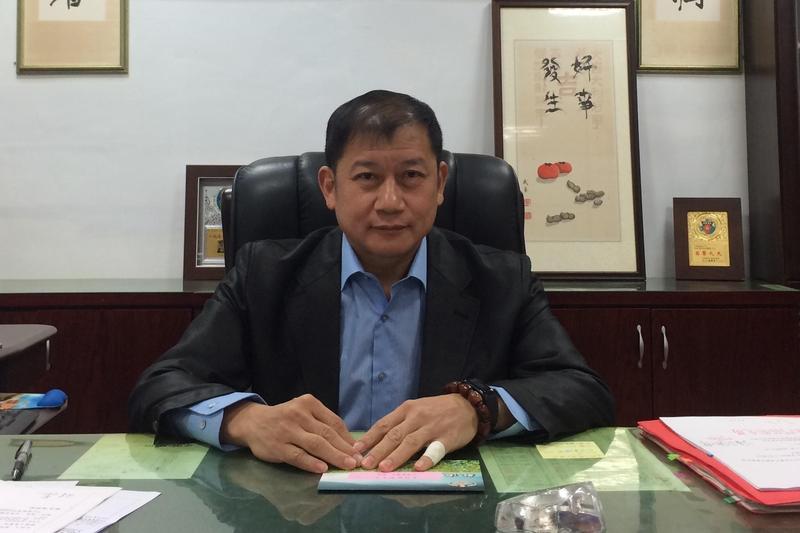 金門衛生局長王漢志昨醉酒,涉嫌對醫院急診室醫師施暴。(翻攝自金門縣衛生局)