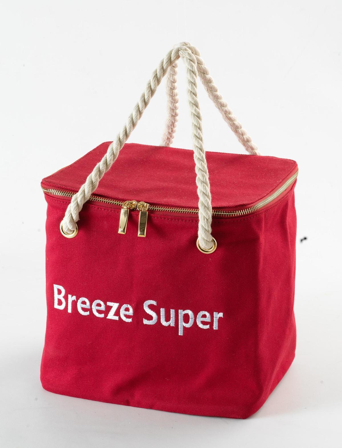 週年慶首四日,購物滿額贈送品牌時尚環保袋、保冷袋。