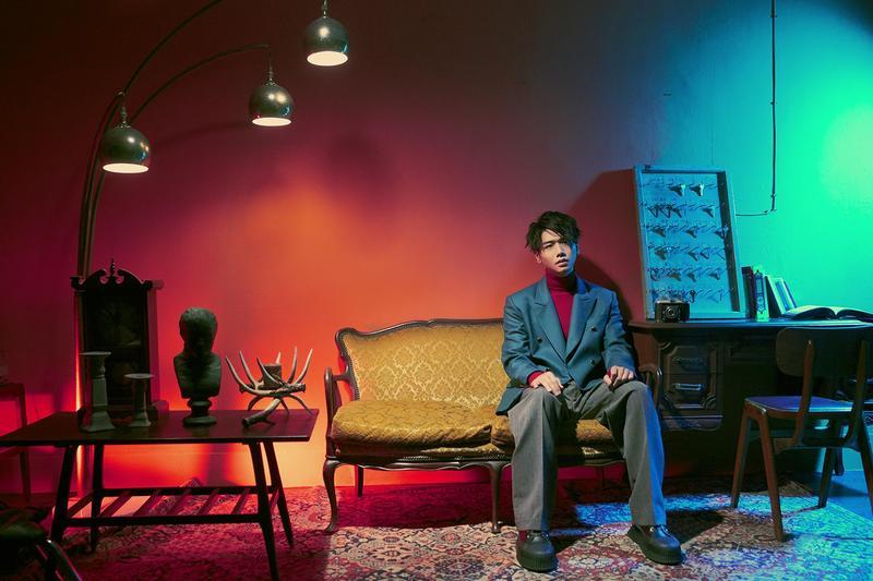 蔡旻佑推出新專輯《變心記》,連2週攻佔5大唱片銷售冠軍。(何樂音樂提供)