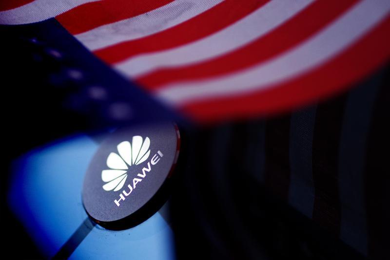 美國對華為的制裁措施引發了美中政府間的嚴重磨擦。(東方IC)