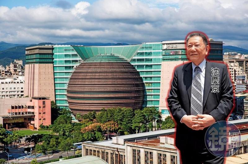 京華城由威京集團主席沈慶京一手打造,球體建築吸睛,成為台北市知名地標之一,風光一時。