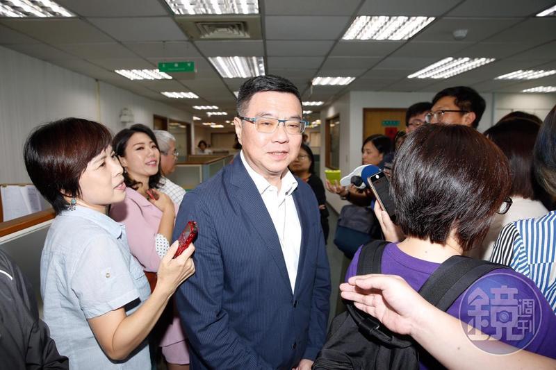 民進黨主席卓榮泰回應李孟居被中國逮捕事件。