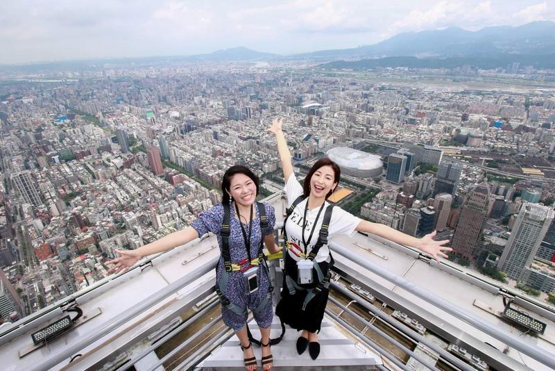 大久保麻梨子靠分享在台灣生活的酸甜苦辣紅回日本。(國興衛視提供)