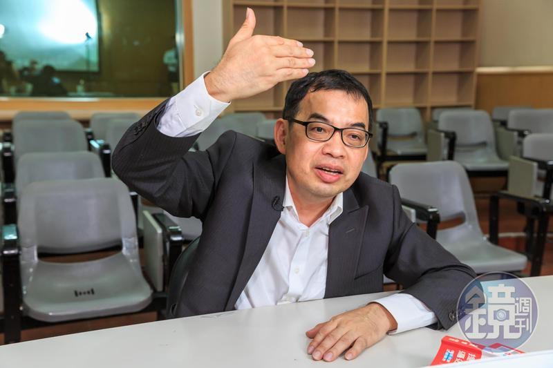 億元教授鄭廳宜曾因重押及擴大槓桿而賠光2千多萬元,打掉重練,才找出一套穩健投資術。