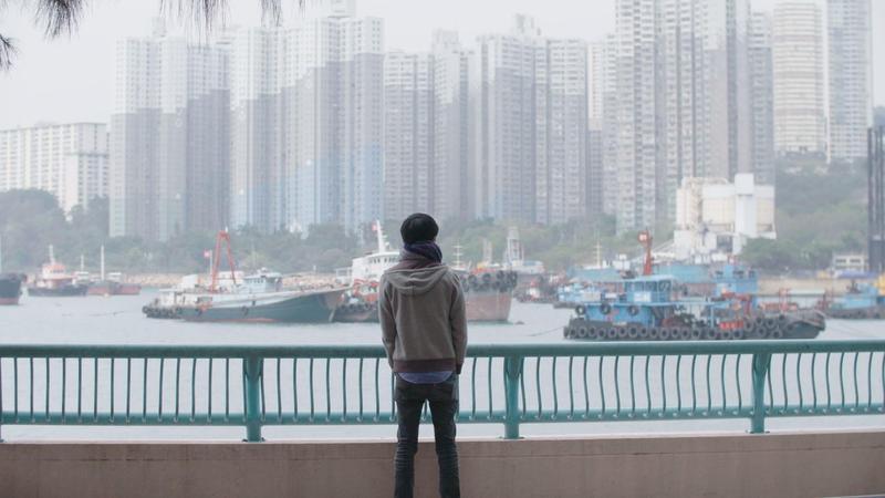 紀錄片《香港後世代戰歌》探討「香港97後世代」面對的壓力困境與挺身爭民主的原因。(公視提供)