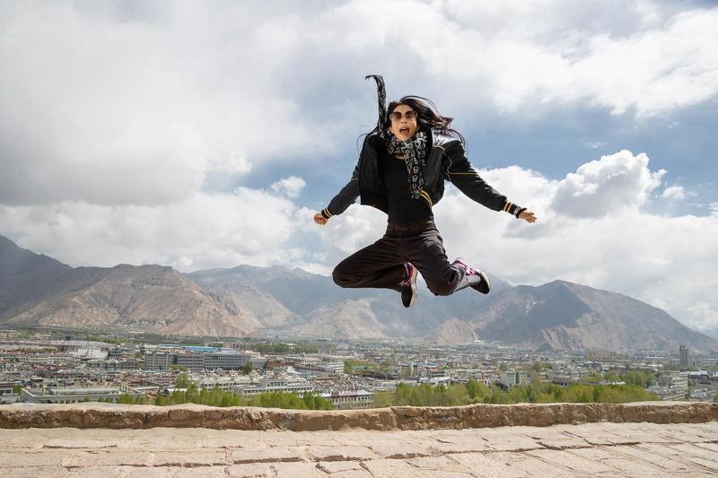 莫文蔚預計10月會在西藏拉薩開唱,成為第一個在高海拔舉辦售票個唱的歌手。(索尼音樂提供)