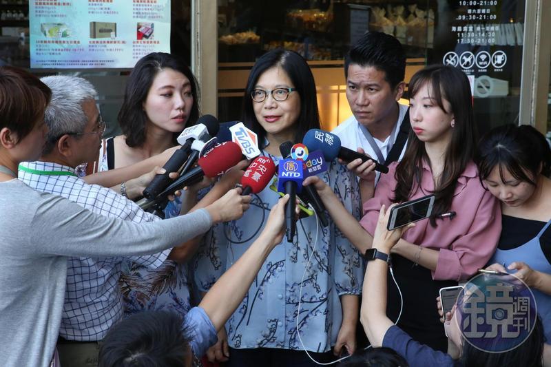民進黨團幹事長管碧玲分析,中國在大選年公然透過抓人質、斷邦交等方式威嚇台灣,打壓無所不在。圖為本刊資料照。