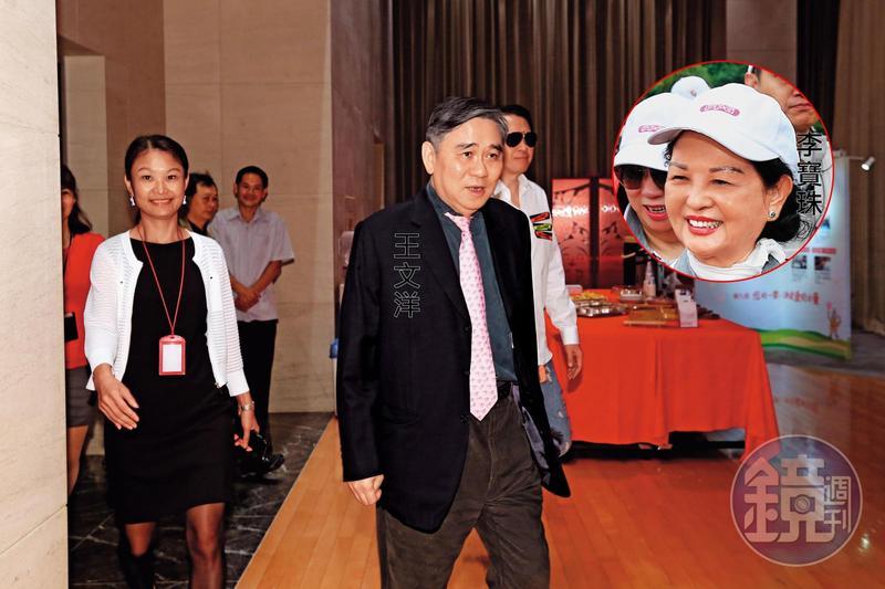 台塑集團創辦人王永慶過世11年,長子王文洋(圖)持續追查父親海外遺產,與三房李寶珠互不相讓。